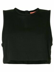 Manning Cartell Mix Master crop top - Black