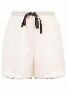 Morgan Lane Bea pyjama shorts - Pink