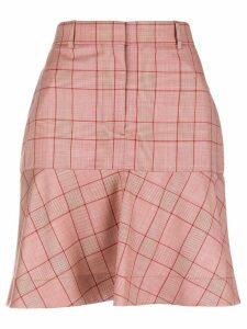 Calvin Klein 205W39nyc tailored flared skirt