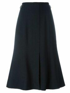 Proenza Schouler A-line midi skirt - Black