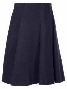 Paule Ka midi full skirt - PURPLE