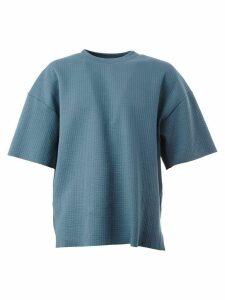 L'Eclaireur 'Shigoto' T-shirt - Blue