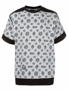 KTZ monogram Inside Out T-shirt - White