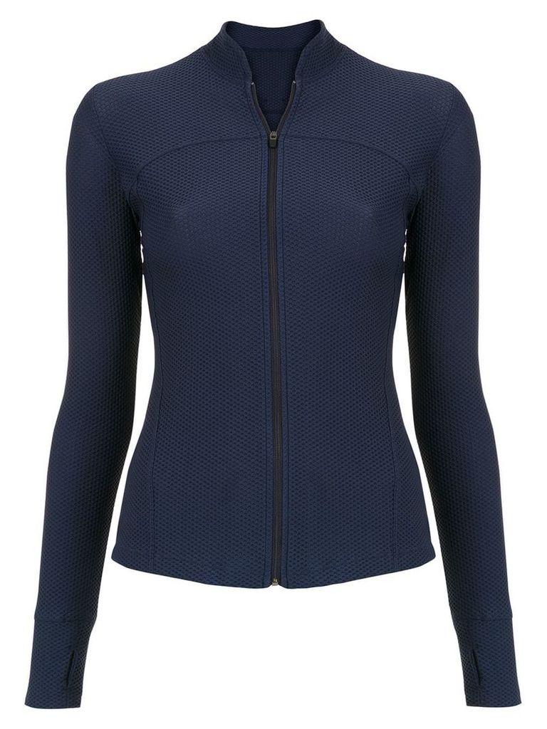 Track & Field mesh jacket - Blue