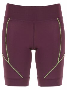 Track & Field Power Run panelled shorts - Pink