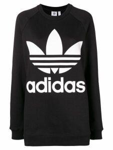 adidas Oversize logo sweatshirt - Black