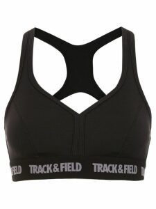 Track & Field Power elasticated top - Black