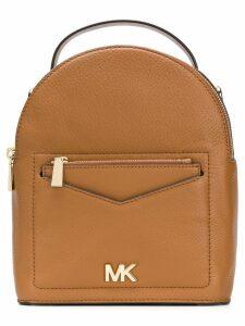 Michael Michael Kors Jessa backpack - Brown