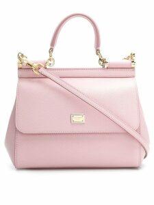 Dolce & Gabbana Sicily mini tote bag - Pink