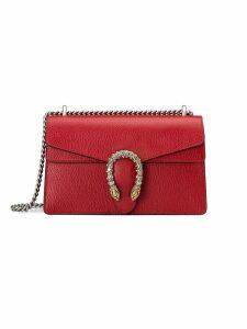 Gucci Dionysus leather shoulder bag - Red