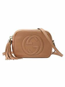 Gucci Soho small leather disco bag - Neutrals