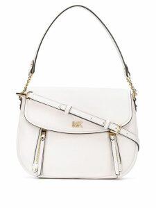 Michael Michael Kors Evie shoulder bag - White