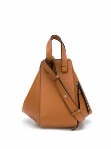 Loewe small Hammock bag - Brown