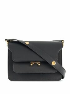Marni mini Trunk shoulder bag - Black