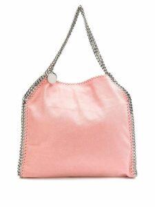 Stella McCartney Stella logo tote bag - Pink