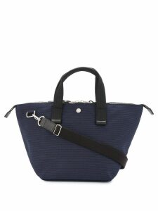 Cabas small Bowler bag - Blue