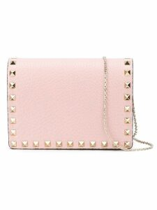 Valentino Valentino Garavani Rockstud crossbody bag - Pink