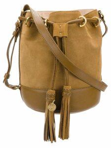 See By Chloé suede bucket bag - Brown
