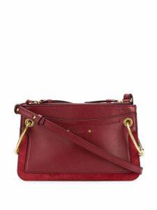 Chloé small Roy crossbody bag - Red