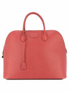 Hermès 1998 pre-owned Bolide 45 Vachette bag - Red