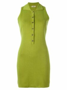 Romeo Gigli Pre-Owned fitted dress - Green