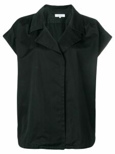 Yves Saint Laurent Pre-Owned shortsleeved jacket - Black