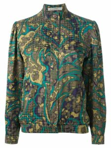 Jean Louis Scherrer Pre-Owned printed jacket - Multicolour