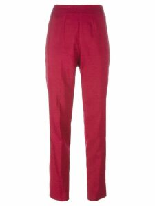 Emilio Pucci Pre-Owned high waist trousers - PINK