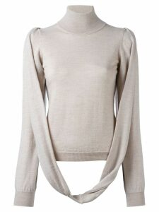 Maison Martin Margiela Pre-Owned white label sweater - NEUTRALS
