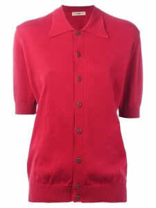 Romeo Gigli Pre-Owned polo top - Red