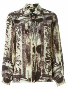 Jean Paul Gaultier Pre-Owned Junior Gaultier printed shirt -