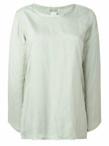 Comme Des Garçons Pre-Owned longsleeved blouse - Green