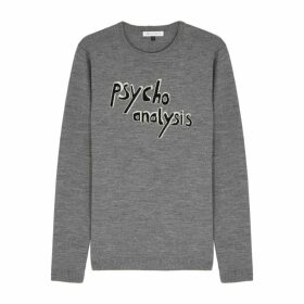BELLA FREUD Pyscho Analysis Wool Jumper