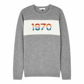 BELLA FREUD 1970 Cashmere-blend Jumper