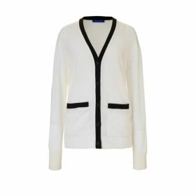 Winser London Merino Wool Cardigan