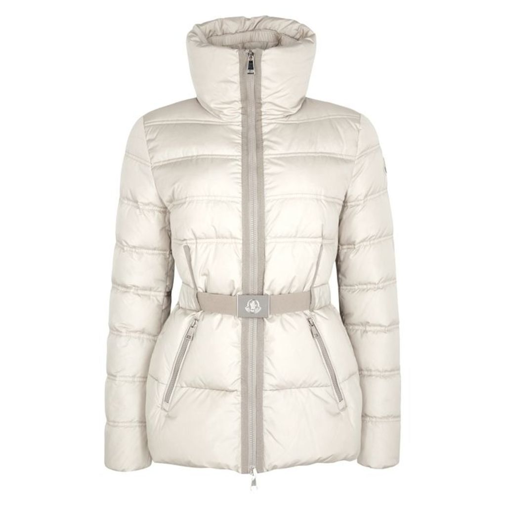 Moncler Alouette Quilted Shell Jacket