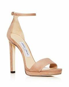 Jimmy Choo Women's Misty 120 High-Heel Platform Sandals