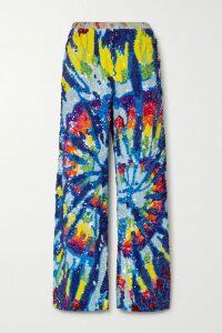 Michelle Mason - Draped Lamé Thong Bodysuit - Silver