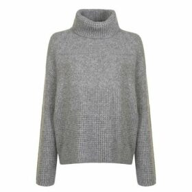 Boss Ikallah Knit Turtle Neck Jumper