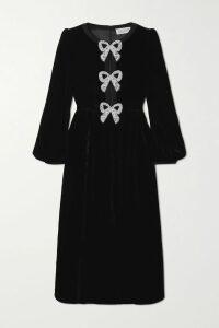 Prada - Shell Wrap Skirt - Black