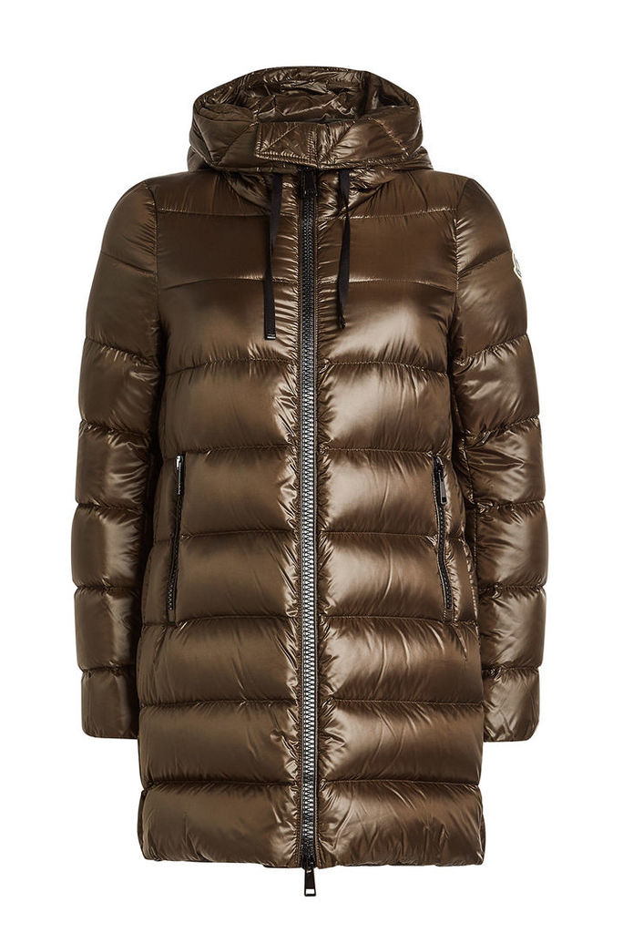 Moncler Suyen Quilted Down Jacket