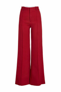 See by Chlo © Wide Leg Pants with Cotton