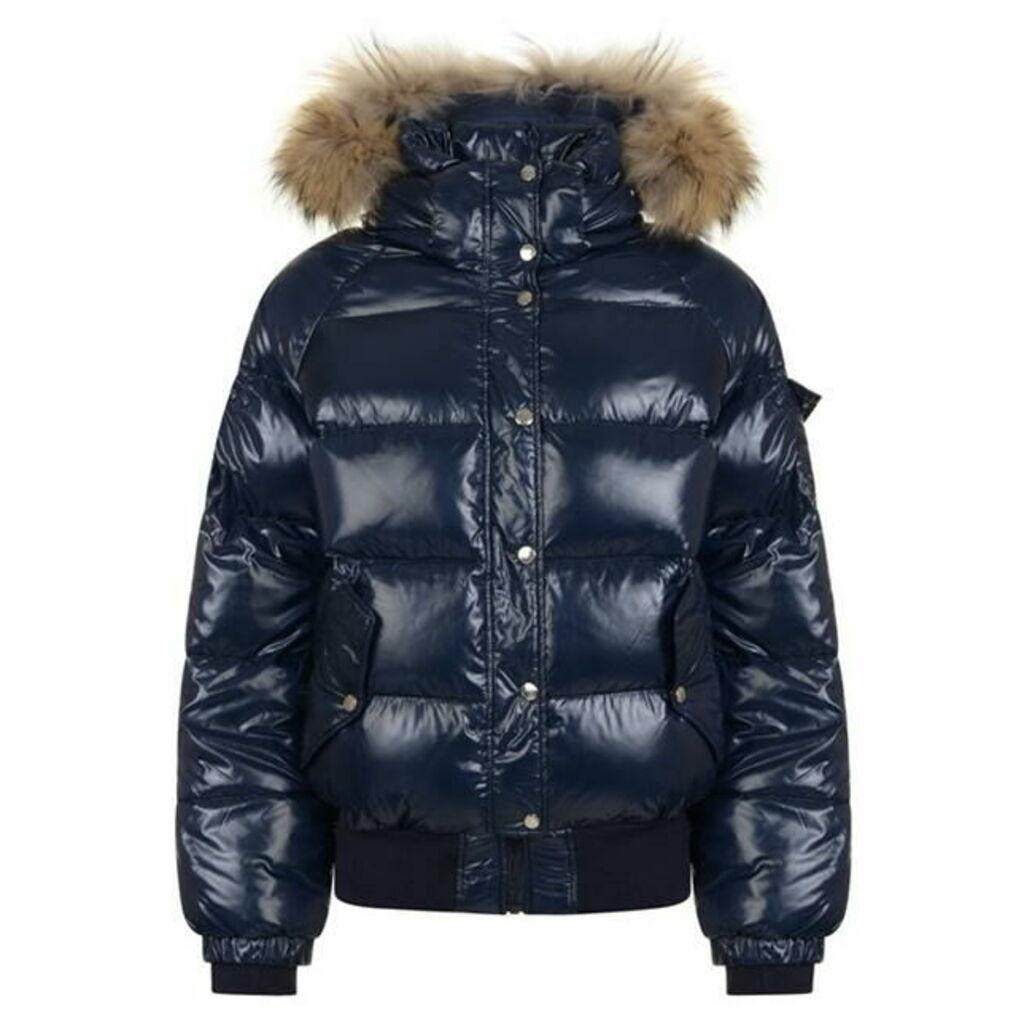 PYRENEX Aviator Shiny Jacket