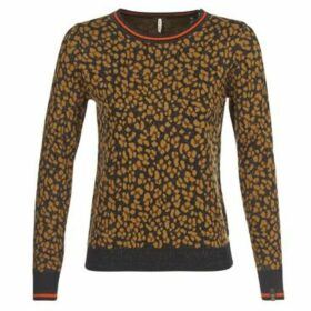 Maison Scotch  FORMATRE  women's Sweater in Brown