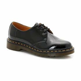 Patent Leather Brogues