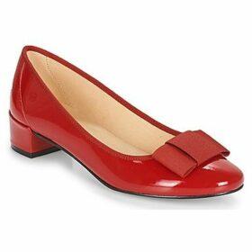 Betty London  HENIA  women's Shoes (Pumps / Ballerinas) in Red