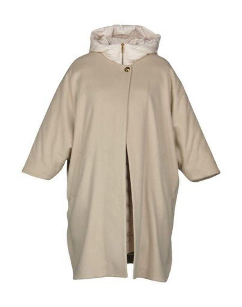 BLUMARINE COATS & JACKETS Down jackets Women on YOOX.COM