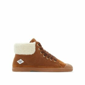 Basic 03 Mountain 2 Lace-Up High Top Trainers
