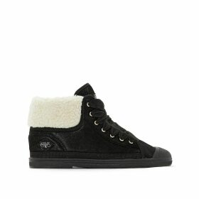 Basic 03 Mountain Lace-Up High Top Trainers