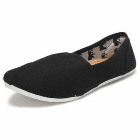 Reservoir Shoes  Canvas slippers  women's Slip-ons (Shoes) in Black